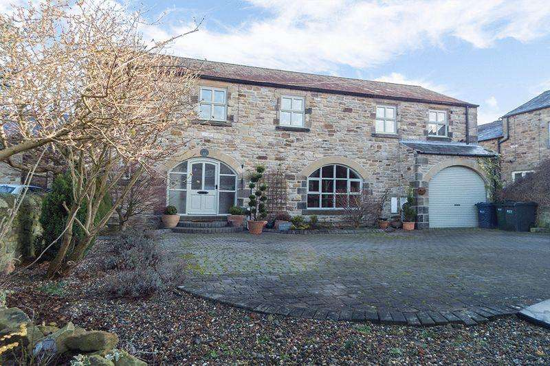 4 Bedrooms Semi Detached House for sale in A stunning stone built house on Bates Lane, Blaydon-On-Tyne