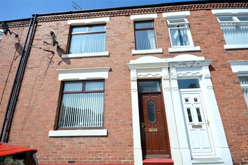 3 Bedrooms Terraced House for sale in Beech Road, Bishop Auckland, DL14 6ER