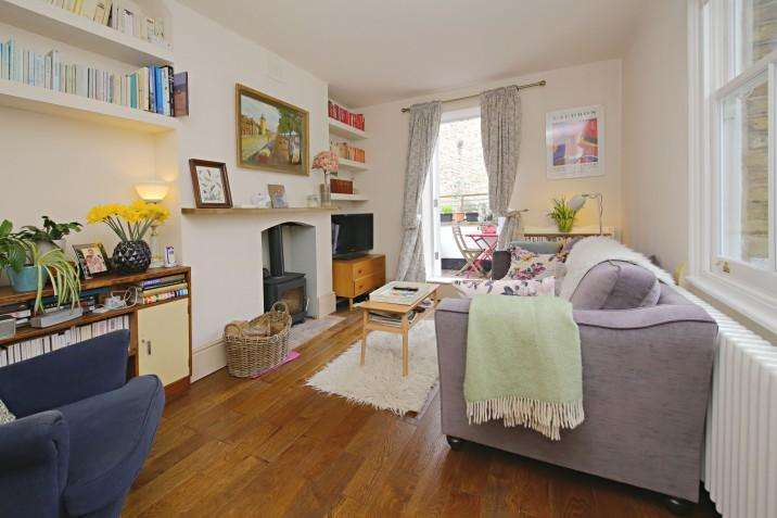 2 Bedrooms Flat for sale in Mansfield Road, NW3