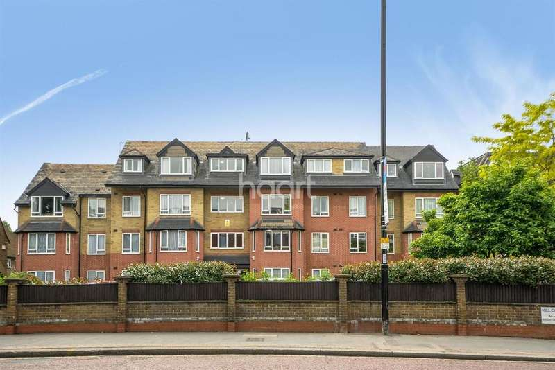 1 Bedroom Flat for sale in Brighton road,CR2