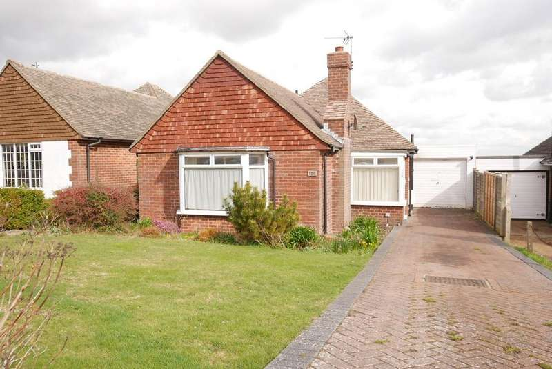 2 Bedrooms Detached Bungalow for sale in Willingdon Park Drive, Eastbourne, BN22