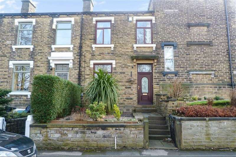 3 Bedrooms Property for sale in 41, Spa Wood Top, Newsome, Huddersfield