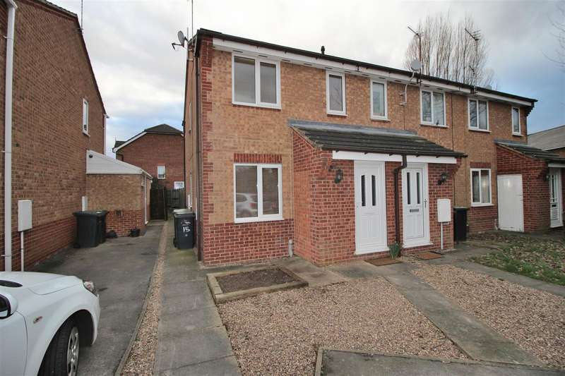 2 Bedrooms House for sale in Ayton Gardens, Chilwell, Nottingham