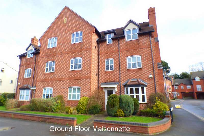2 Bedrooms Maisonette Flat for sale in Birmingham Road, Stratford-Upon-Avon