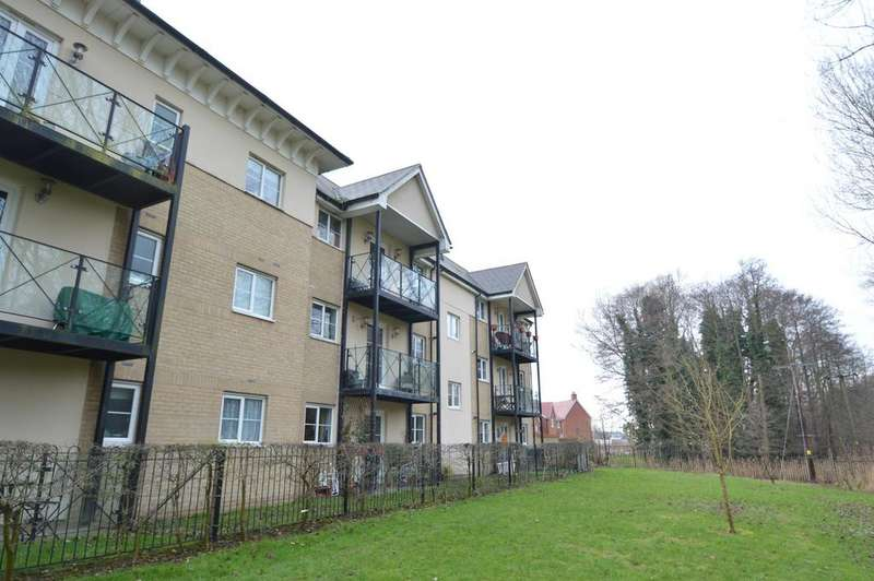 2 Bedrooms Apartment Flat for sale in Summerfields, Sible Hedingham, Halstead CO9