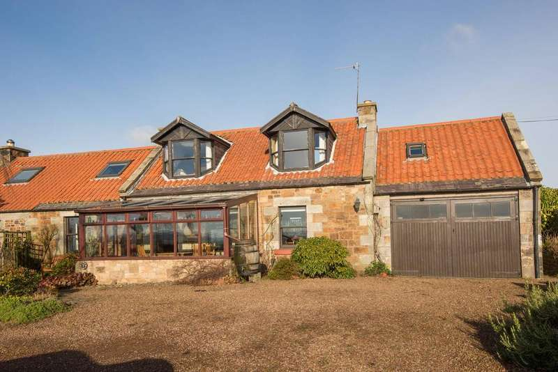 4 Bedrooms Semi Detached House for sale in 7 West Garleton, Haddington, EH41 3SL