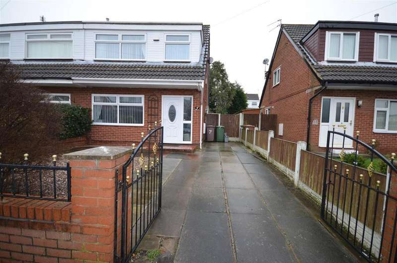 3 Bedrooms Semi Detached House for sale in Silver Avenue, Haydock, St. Helens