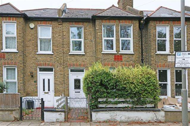 2 Bedrooms House for sale in Blackshaw Road, Tooting