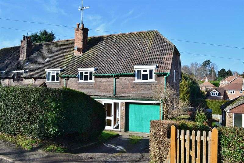 3 Bedrooms Semi Detached House for sale in Spring Meadow, Forest Row