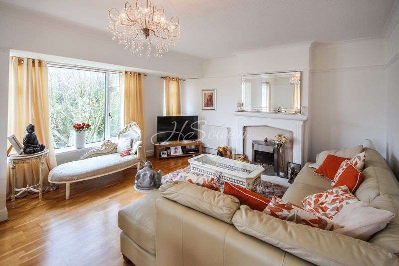 4 Bedrooms Semi Detached House for sale in Meadfoot Lane, Torquay