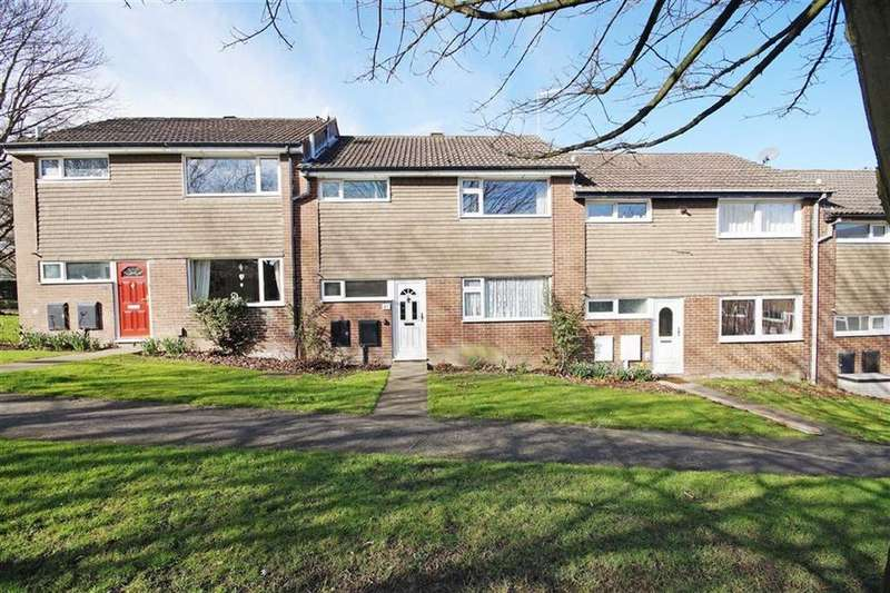 3 Bedrooms Terraced House for sale in Norwich Drive, Harrogate, North Yorkshire