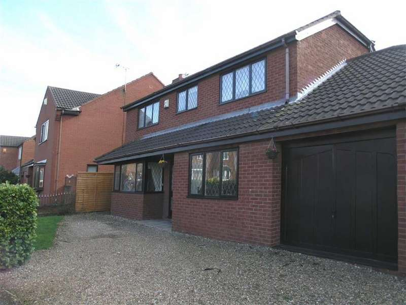4 Bedrooms Detached House for sale in Gemsbok Way, Summergroves Way, Hull