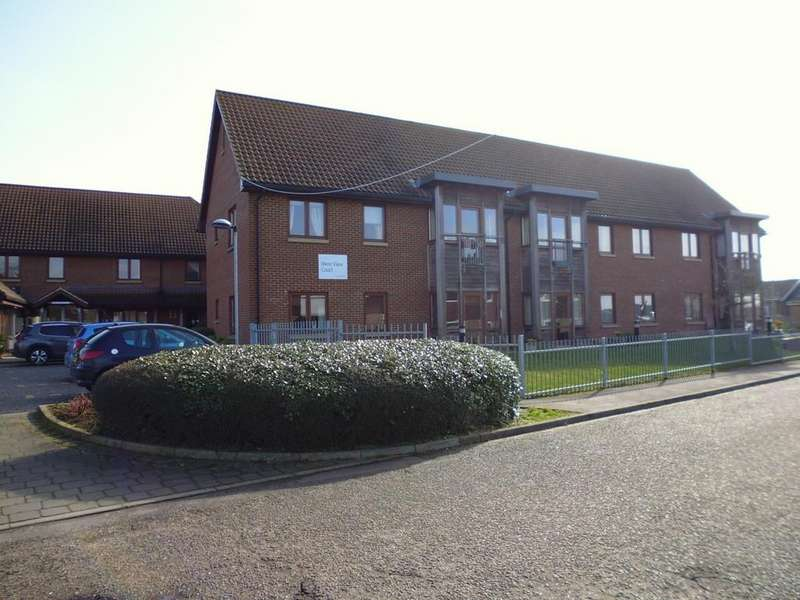 2 Bedrooms Ground Flat for sale in Mere View, Haughley