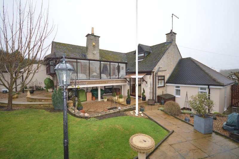 4 Bedrooms Detached House for sale in Kettering Road, Stanion