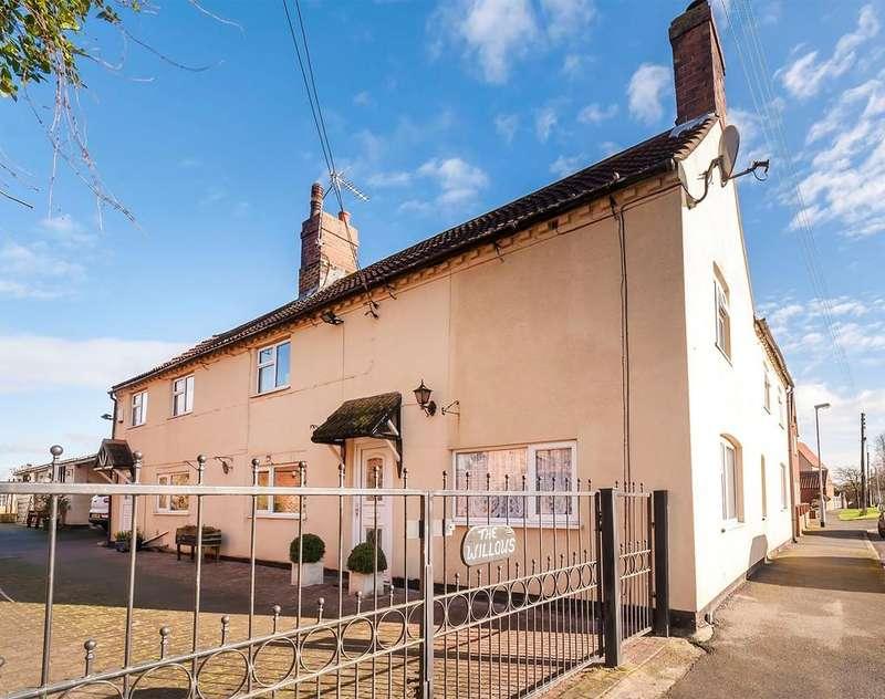 4 Bedrooms Detached House for sale in Main Street, Laneham, Retford