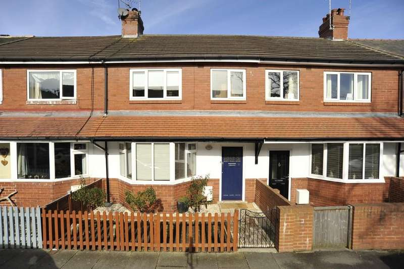 3 Bedrooms Terraced House for sale in Roseville Avenue, Harrogate