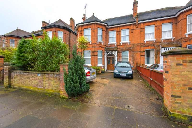 4 Bedrooms Flat for sale in St Gabriels Road, London, NW2