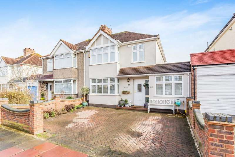 3 Bedrooms Semi Detached House for sale in Elmhurst Road, Mottingham