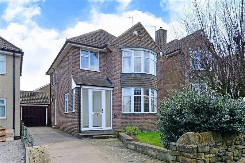 3 Bedrooms Detached House for sale in 247, Oldfield Road, Stannington, Sheffield, S6