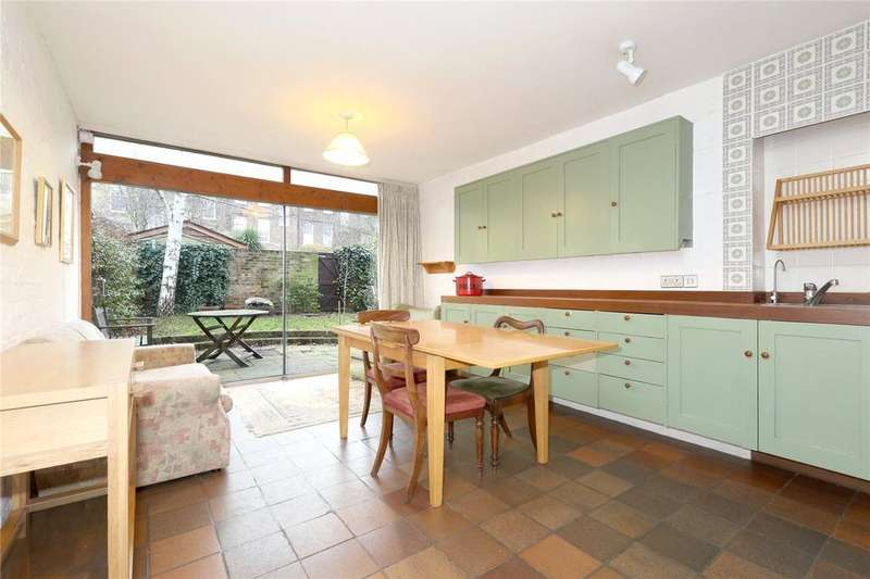 4 Bedrooms Terraced House for sale in Highbury Terrace Mews, London, N5