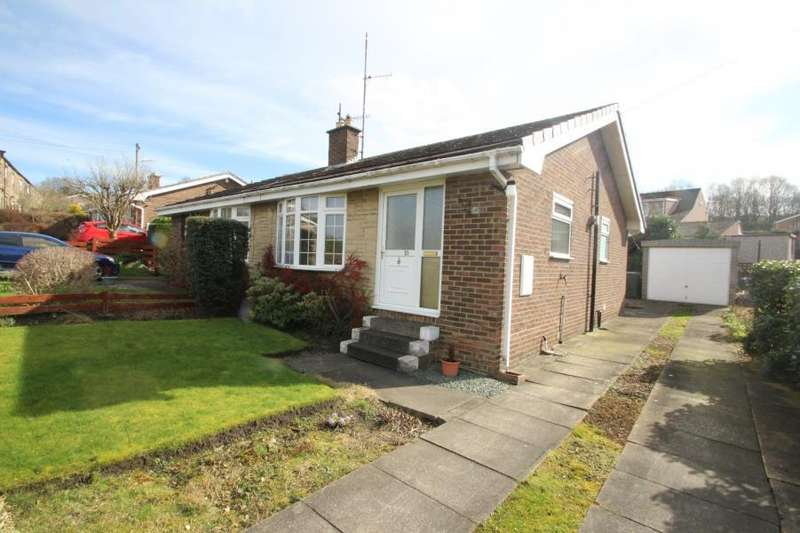 2 Bedrooms Bungalow for sale in WINDHILL OLD ROAD, BRADFORD, BD10 0SE