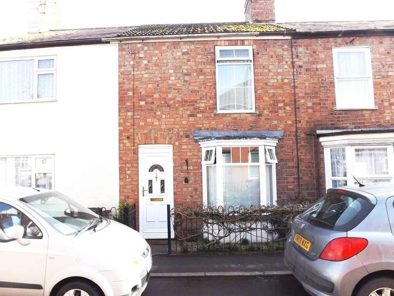 2 Bedrooms Terraced House for sale in HOLBEACH