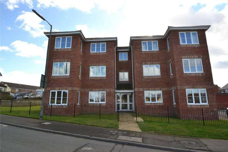 2 Bedrooms Flat for sale in Hazel Court, Haswell, DH6