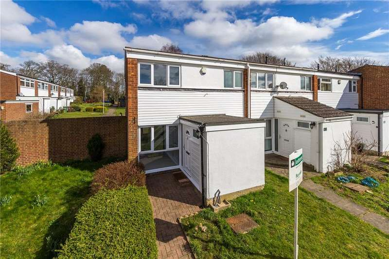 3 Bedrooms End Of Terrace House for sale in New House Park, St. Albans, Hertfordshire