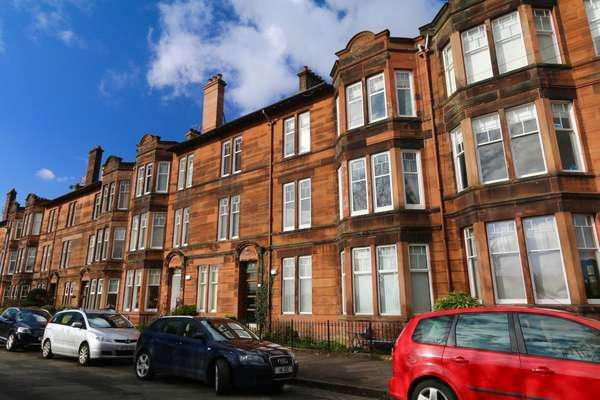 2 Bedrooms Flat for sale in 2/1, 66 Kirkcaldy Road, Pollokshields, Glasgow, G41 4LD
