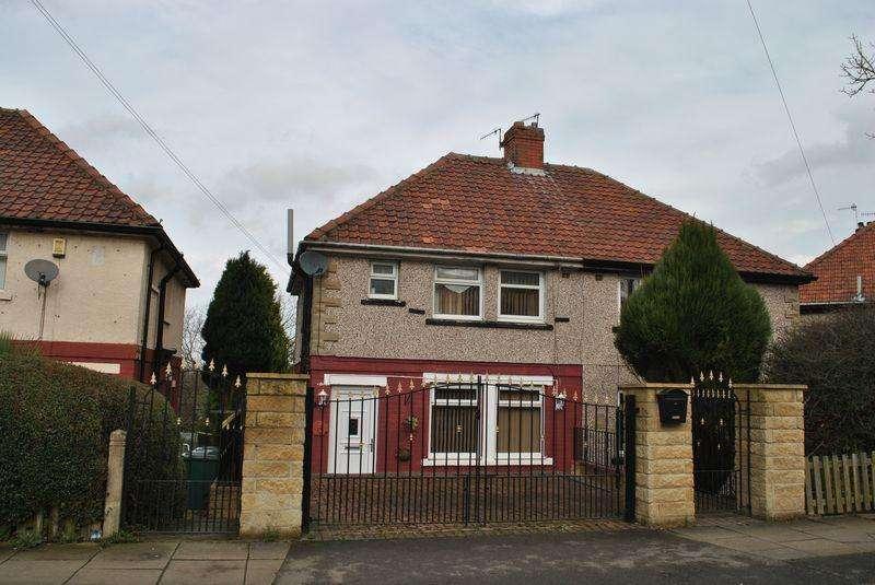 3 Bedrooms Semi Detached House for sale in Lynfield Drive, Heaton, BD9 6DX