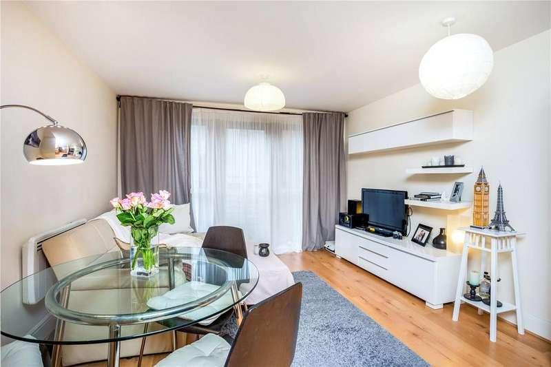 1 Bedroom Flat for sale in Sandover House, 124 Spa Road, London, SE16