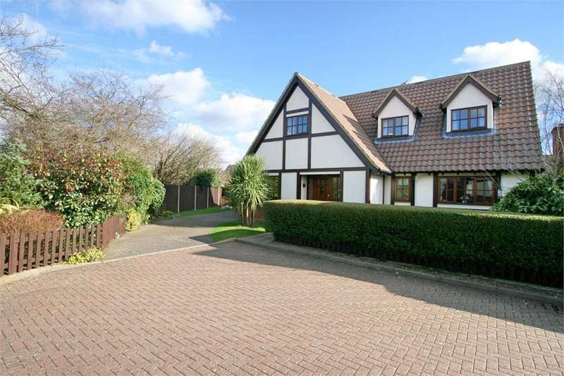 5 Bedrooms Detached House for sale in Clarkesmead, Tiptree, COLCHESTER, Essex