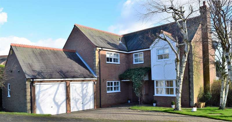 4 Bedrooms Detached House for sale in The Chancery, Bramcote