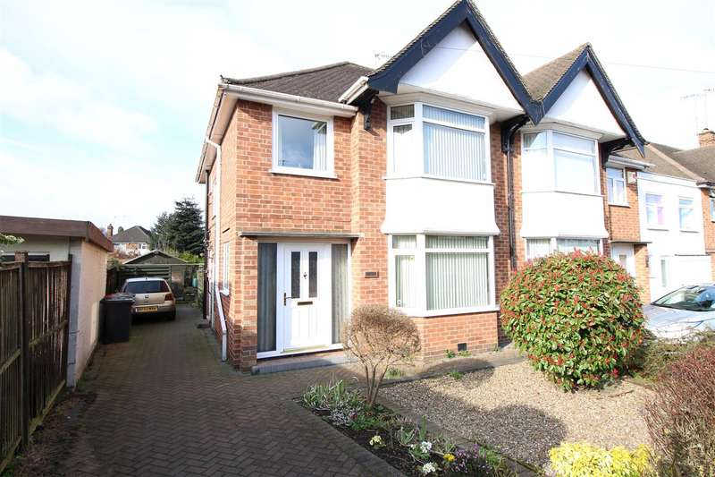 3 Bedrooms Property for sale in Rufford Avenue, Bramcote