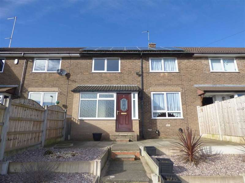 3 Bedrooms Property for sale in Lorne Way, HEYWOOD, Lancashire, OL10