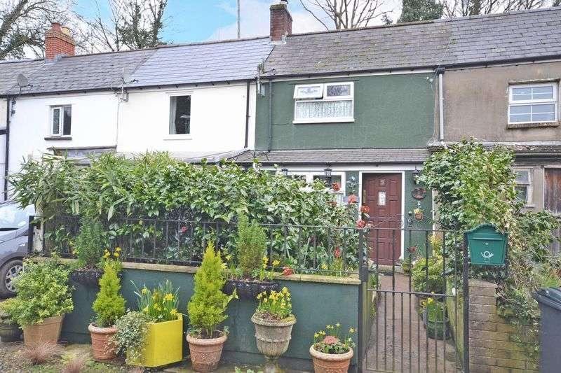 1 Bedroom Terraced House for sale in Period Cottage, School Terrace, Rogerstone, Newport