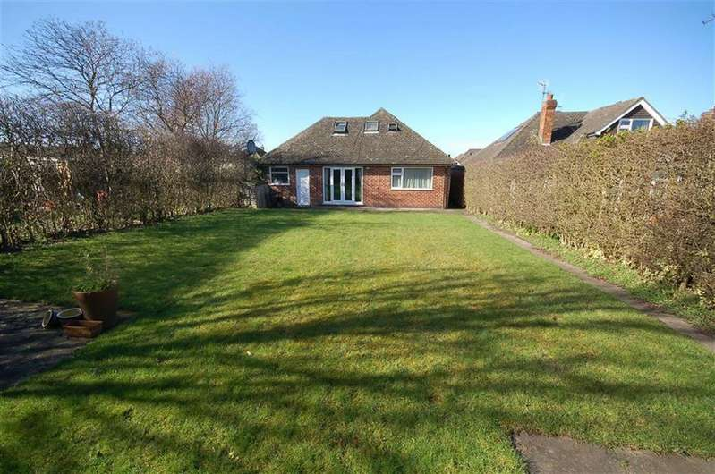 4 Bedrooms Detached Bungalow for sale in Musters Road, West Bridgford