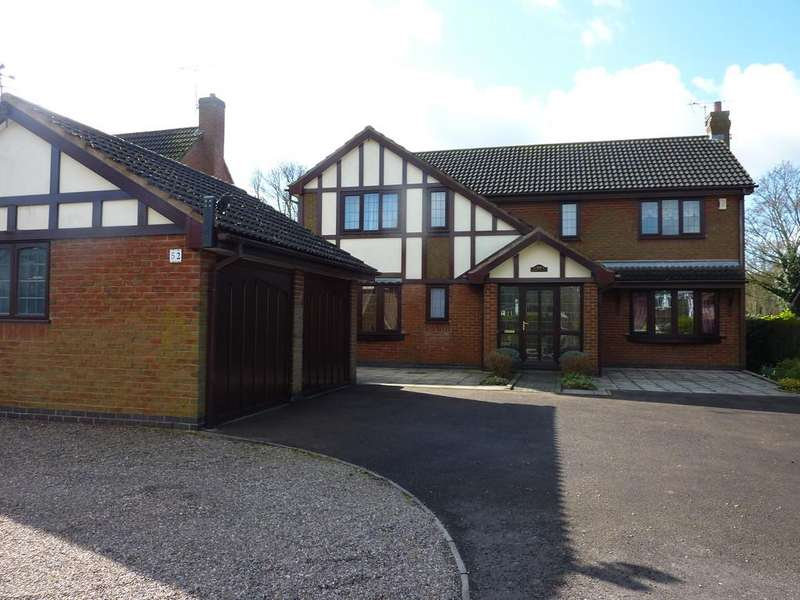 4 Bedrooms Detached House for sale in Ordsall Road, Retford
