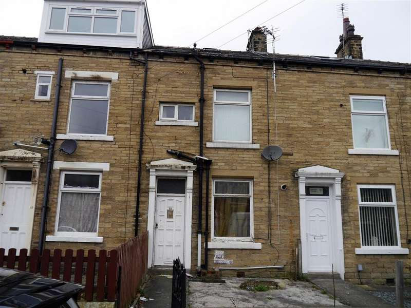 2 Bedrooms Terraced House for sale in Silverdale Road, West Bowling, Bradford, BD5 8DR