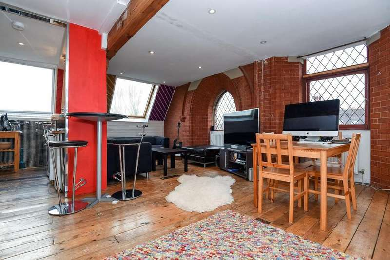 3 Bedrooms Flat for sale in St Mary's Court, Stamford Brook Road, Hammersmith, W6