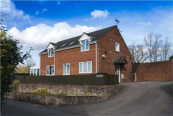 3 Bedrooms Detached House for sale in Burlescombe, Tiverton EX16