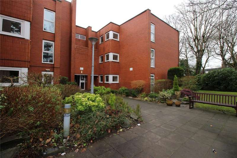 2 Bedrooms Retirement Property for sale in West Knowe, Bidston Road, Oxton, Merseyside, CH43