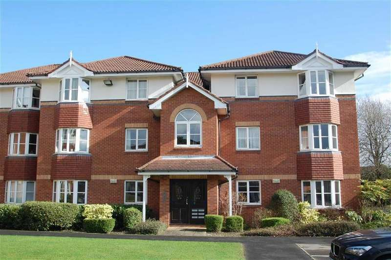 2 Bedrooms Flat for sale in Summerfield Village Court, Wilmslow, Cheshire