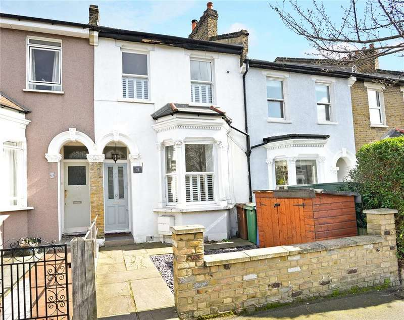 3 Bedrooms Terraced House for sale in Copleston Road, Peckham Rye, London, SE15