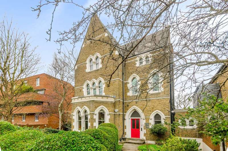 3 Bedrooms Flat for sale in Crescent Road, Crouch End, N8
