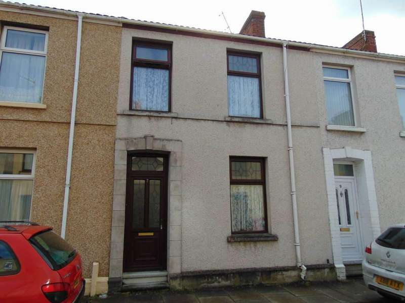 3 Bedrooms Terraced House for sale in Delabeche Street, Llanelli, Carmarthenshire