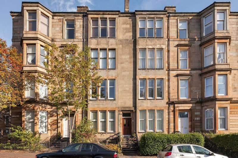2 Bedrooms Flat for rent in Clouston Street, North Kelvinside, Glasgow
