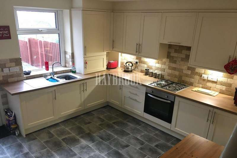3 Bedrooms Terraced House for sale in Ewers Road, Kimberworth, Rotherham