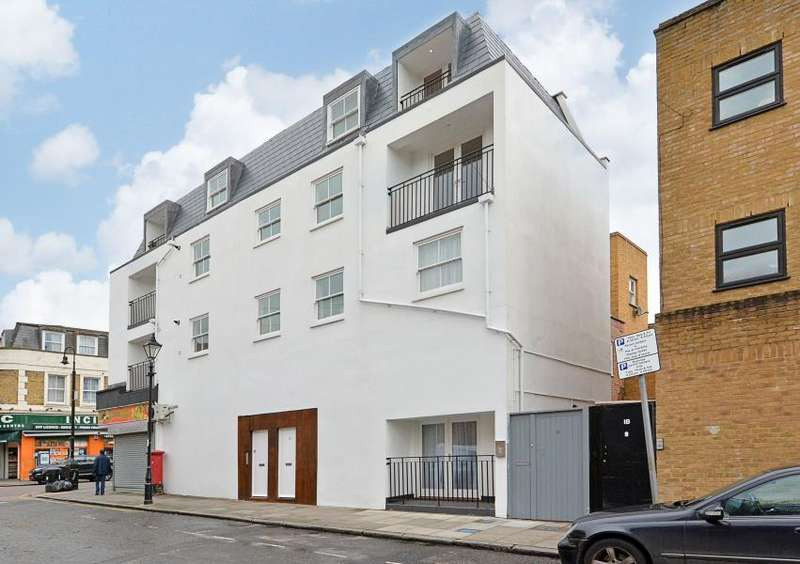 Studio Flat for sale in Empire Mews, 1 Hewison Street, E3