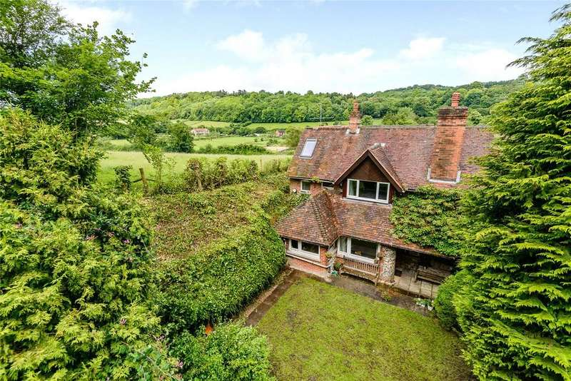 4 Bedrooms Detached House for sale in Old Bix Road, Lower Assendon, Henley-On-Thames, Oxfordshire, RG9